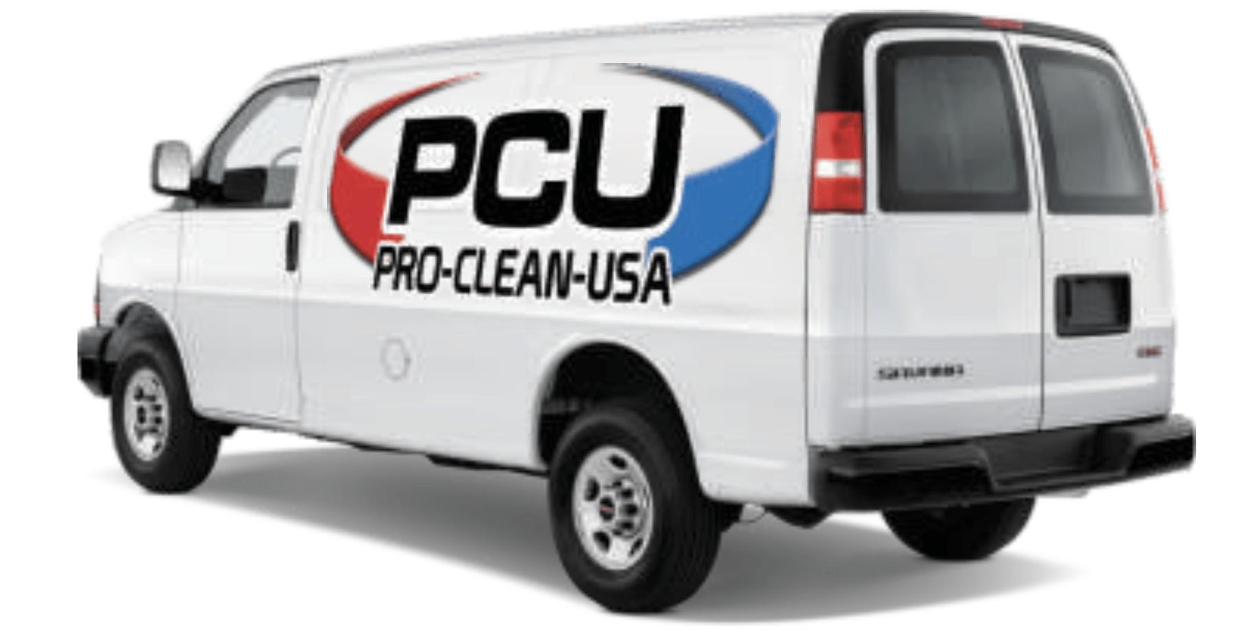 Pro Clean Van